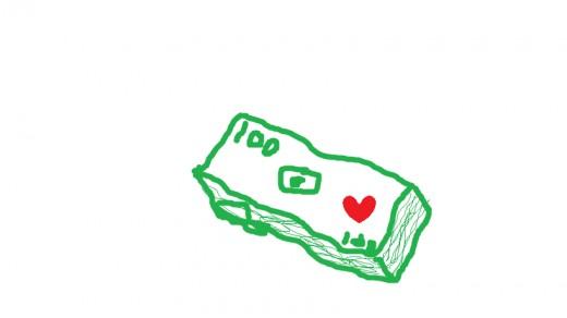 Money, money, money... money!