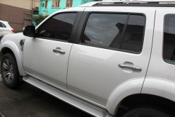 Ford Everest 2011 Review