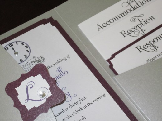 New Wedding Invitation Ideas: Wedding Invite Ideas On Pinterest