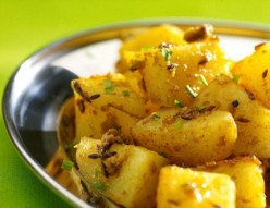 Bombay Potatoes Recipe.