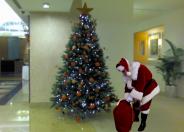 Santa in my home !