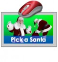 Step 2: Pick your Santa