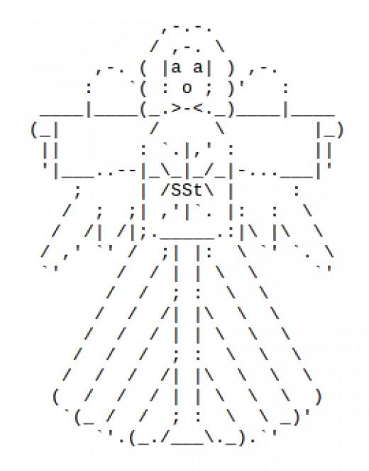 Cake In Ascii Art : Small Ascii Art Cake Ideas and Designs