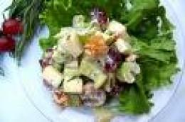 Waldorf Salad-100 calories