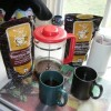 The French Press Coffee Maker