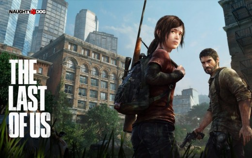 The Last of Us starring Ellen Page...