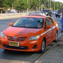 Guide to Bangkok Taxis
