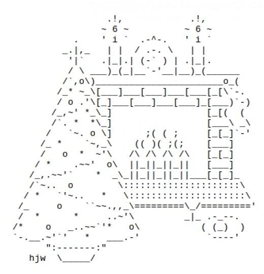 best 28 ascii weihnachtsbaum best 28 ascii