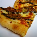 Easy Recipe for Eggplant Parmigiana Pizza