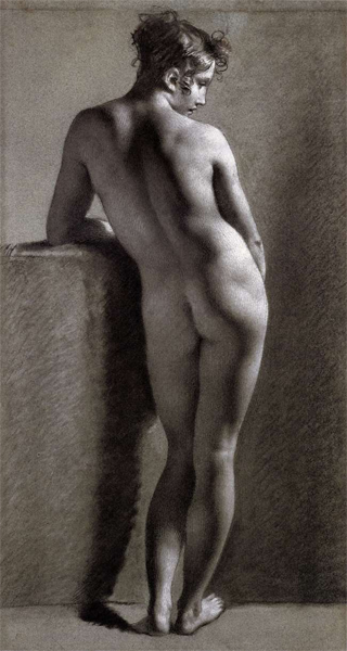 Figure by Pierre-Paul Prud'hon.