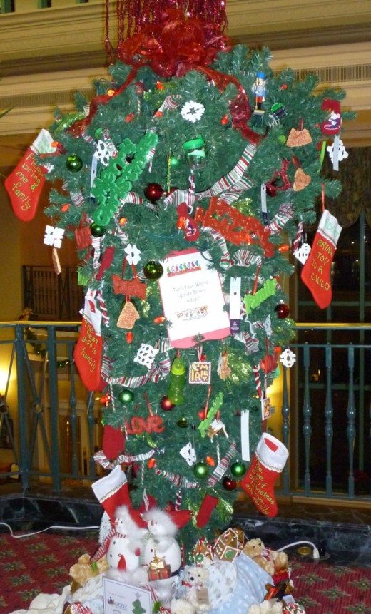 a giving tree