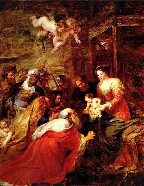 Rubens' AOTM