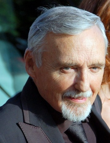 Actor Dennis Hopper died of prostate cancer on May 29, 2010, source Wikimedia Commons