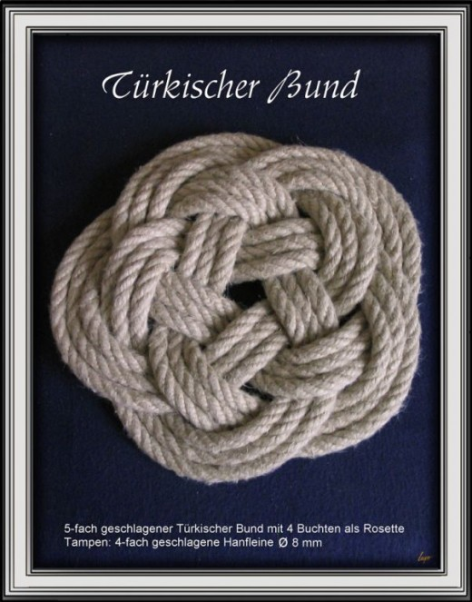 Tuerkischer Bund aka Turkish Bind/Knot