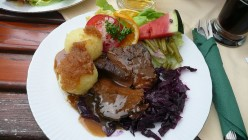 German Food - Beef Pot Roast (Sauerbraten)