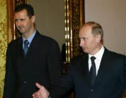 Syria is at a Flash Point, but Assad is Firmly in Saddle