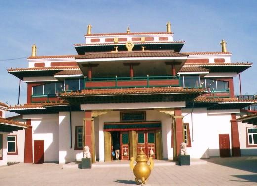 Bakula Rinpoche Sum Monastery