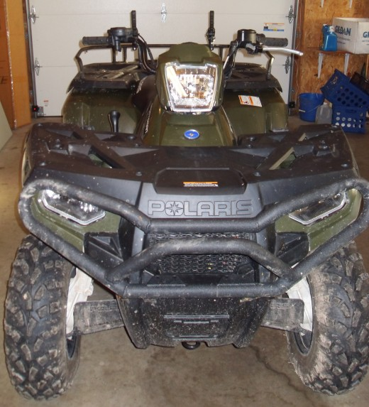 2011 Polaris Sportsman 800 Twin EFI
