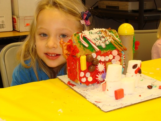 Grace's Christmas House