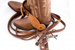 Western Riding Boots - Cowboy Boots