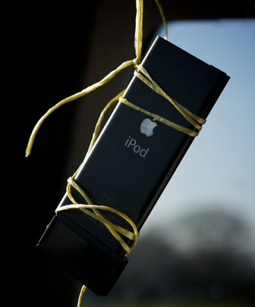 Innovation + iPod Photo: nathan via flickr
