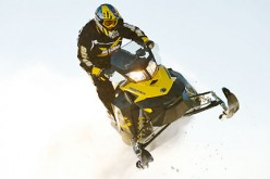How to Stud Your Snowmobile Track With a Pattern