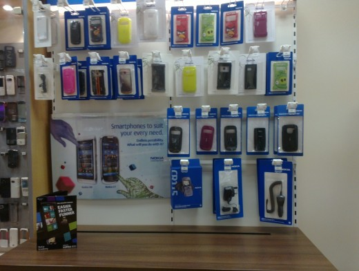 Some Nokia phone cases Fonebooth