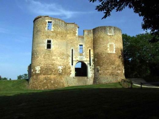 Chateau de Levroux
