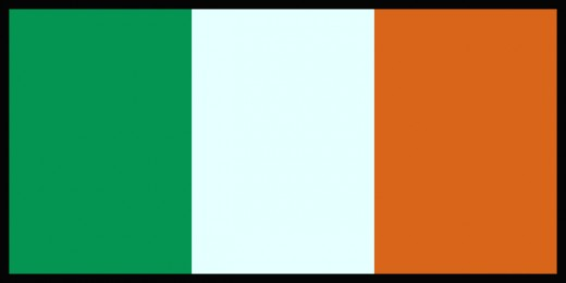 Flag of the Republic of Ireland