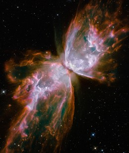 The Butterfly Nebula from Nicholas Urfe Source: flickr.com