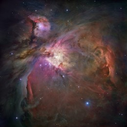 Orion Nebula from wstera2 Source: flickr.com