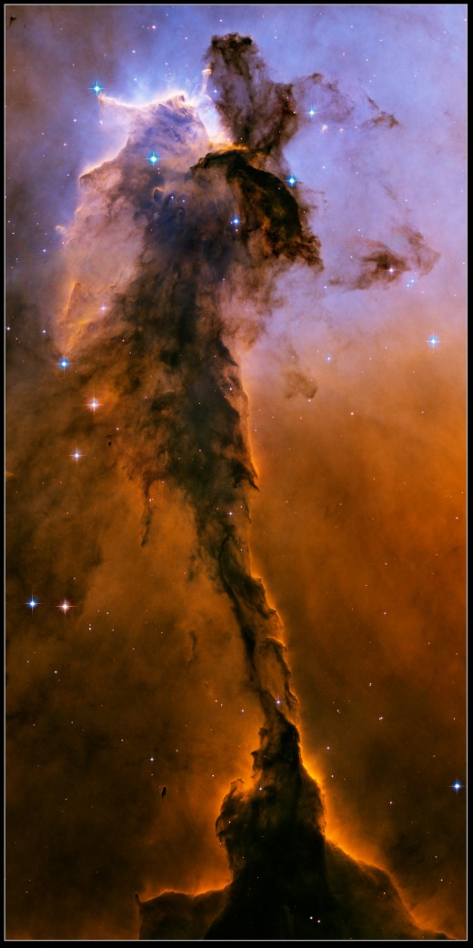 Eagle Nebula from zen724 Source: flickr.com