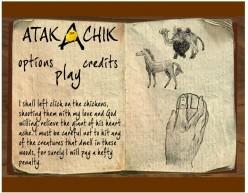 AtakaChik! Free Online Chicken Game