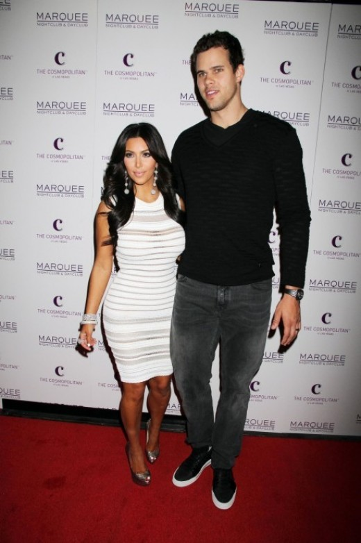 Kim Kardashian famously divorced Kris Humphries after just 72 days of marriage