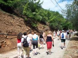 Tourists (Croatia)