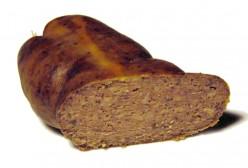 Smoked Leberwurst