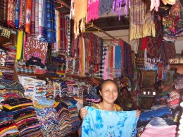 Shopping in Bali.. Gianyar Area