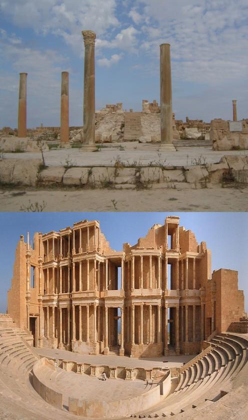 Sabratha Ruins