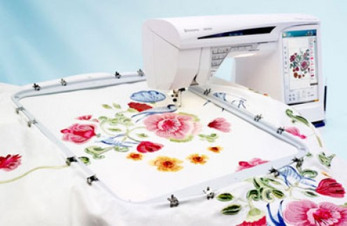 Start an Embroidery Business or T-Shirt Printing Business with SWF