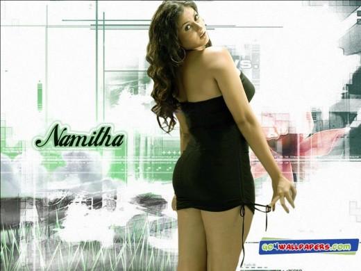 Hot Namitha