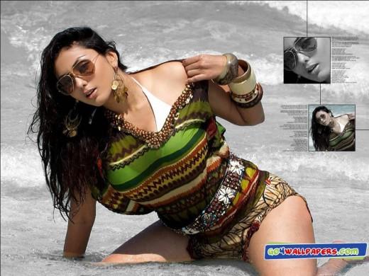 Beautiful Namitha