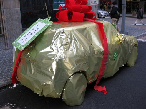 The ultimate gift for any car lover!