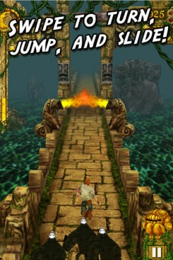 Best iPod Apps: Temple Run