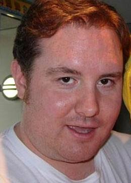 The Big Man, 35 year old Alan Pollock