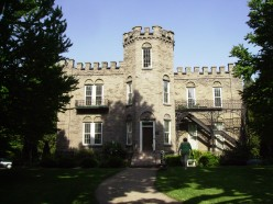 A Castle in the Middle of Rochester, New York