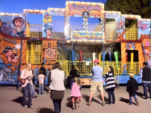 One school's efforts to raise money; organizing a carnival is WAY harder than eScrip!
