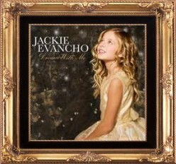 Jackie Evancho - Heavenly Voice of an Angel
