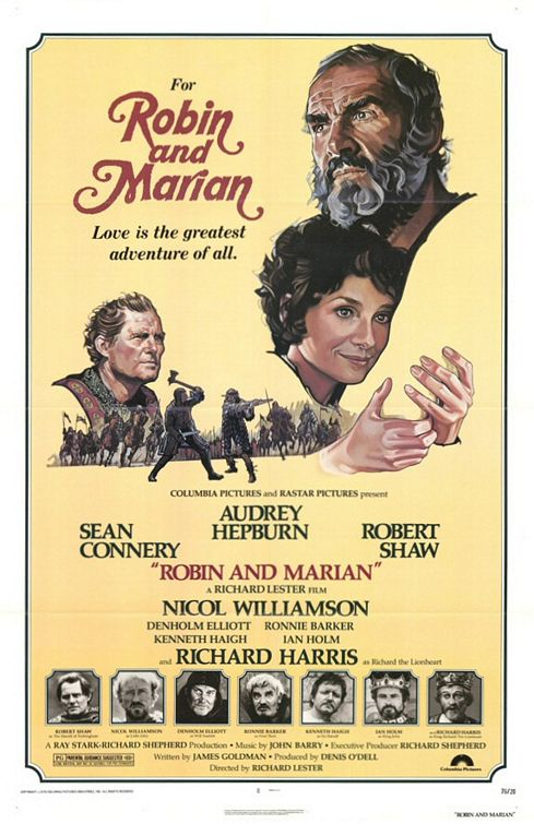 Robin and Marian Poster