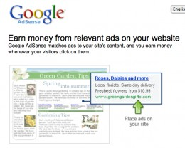 If you can make content like what's on About.com and WikiPedia, then you can earn income from the content with AdSense.
