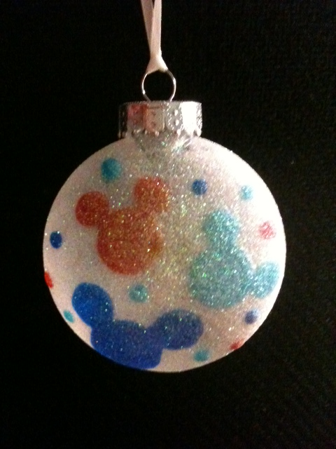 Started painting ornaments in 2010 - who knew it could be fun?